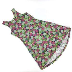 Despicable Me, Minion Made Girl's Cotton Dress, L